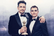 James Franco en los Golden Globes